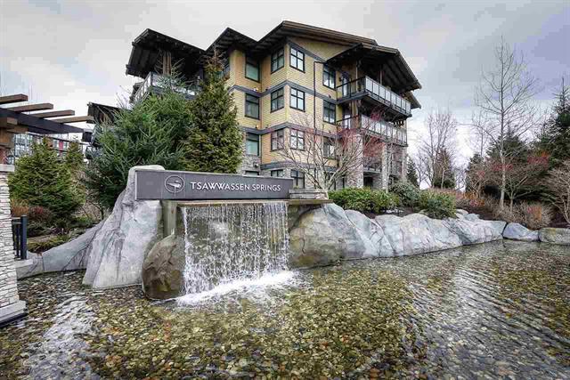 201 5011 Springs Boulevard, Delta, British Columbia    - Photo 1 - R2431919